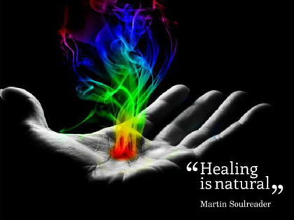 healing is natural