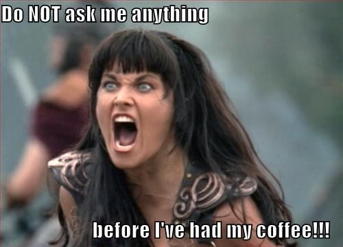 xena coffee