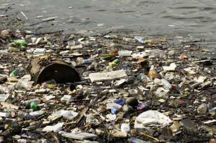 plastic contamination in the atlantic