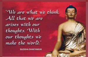 Unlimited consciousness Buddha