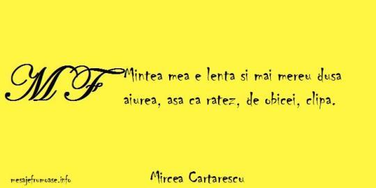 cartarescu