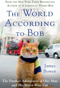 FOR SUNDAY FEATURES - PETS - bob the cat - HANDOUT