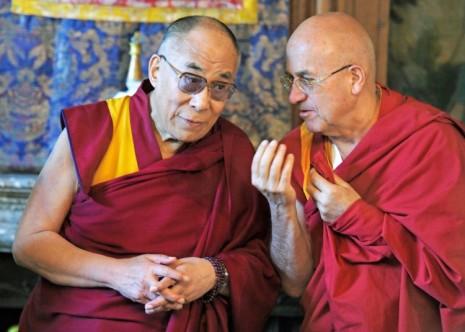 matthieu ricard dalai lama