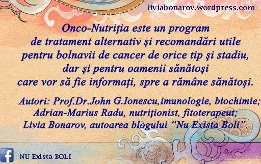 onco nutritia