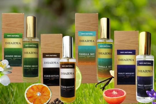 Parfumuri naturale Dharma